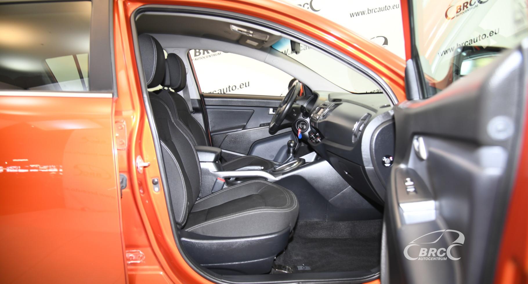 Kia Sportage 2.0 AWD Automatas
