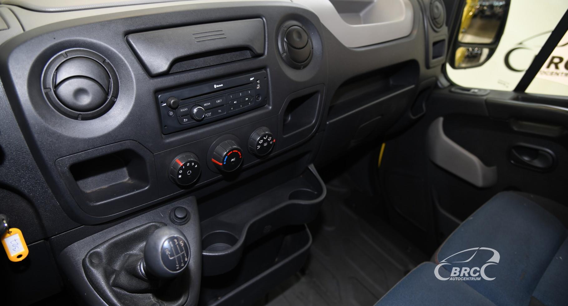 Renault Master 2.3 cDi 150 Maxi