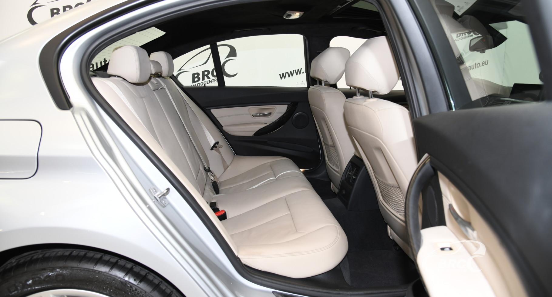 BMW 328 i M-packet Automatas