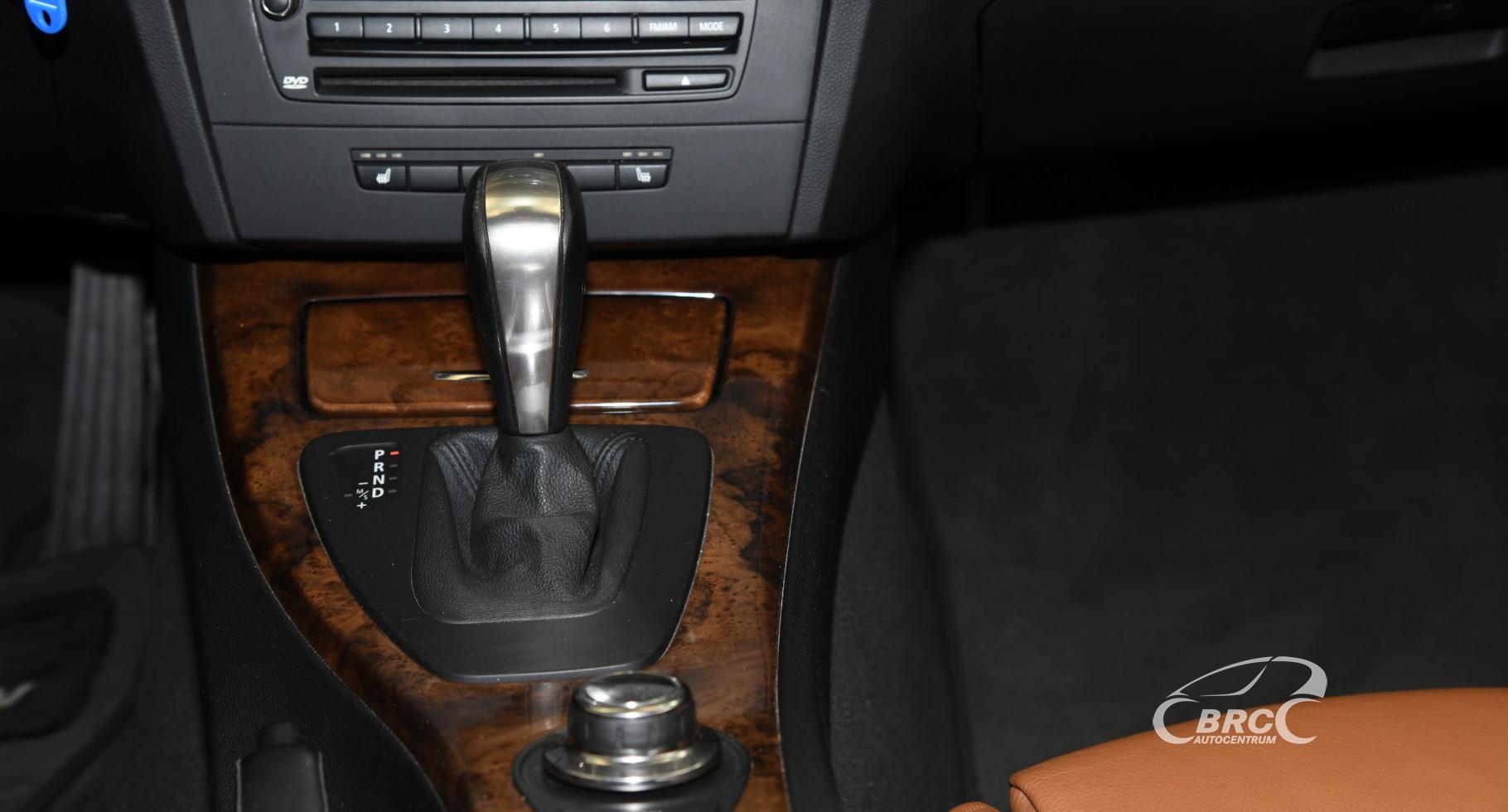 BMW 328 ix Coupe Automatas
