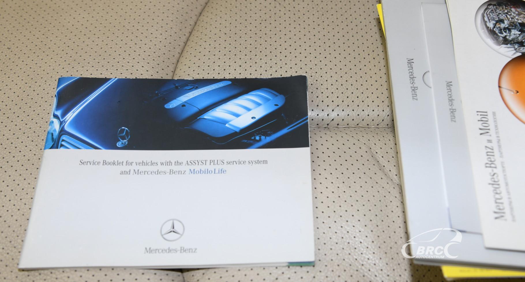 Mercedes-Benz E 280 Elegance Automatas