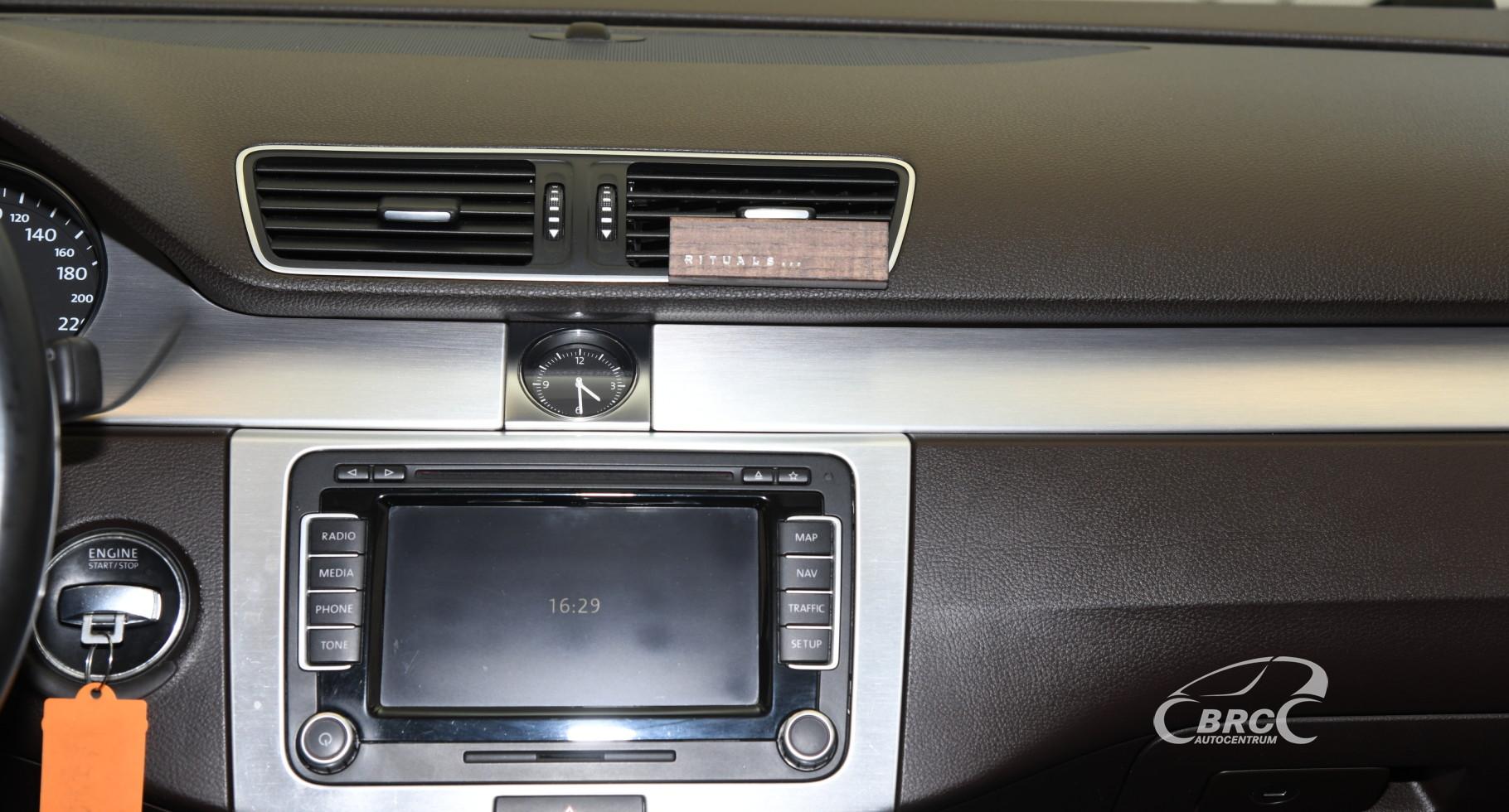 Volkswagen Passat 2.0 TDI DSG Variant Highline Automatas
