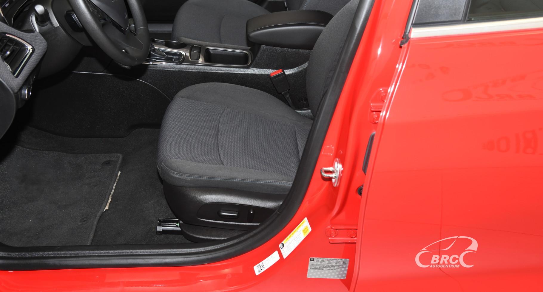 Chevrolet Cruze 1.4i LT Automatas