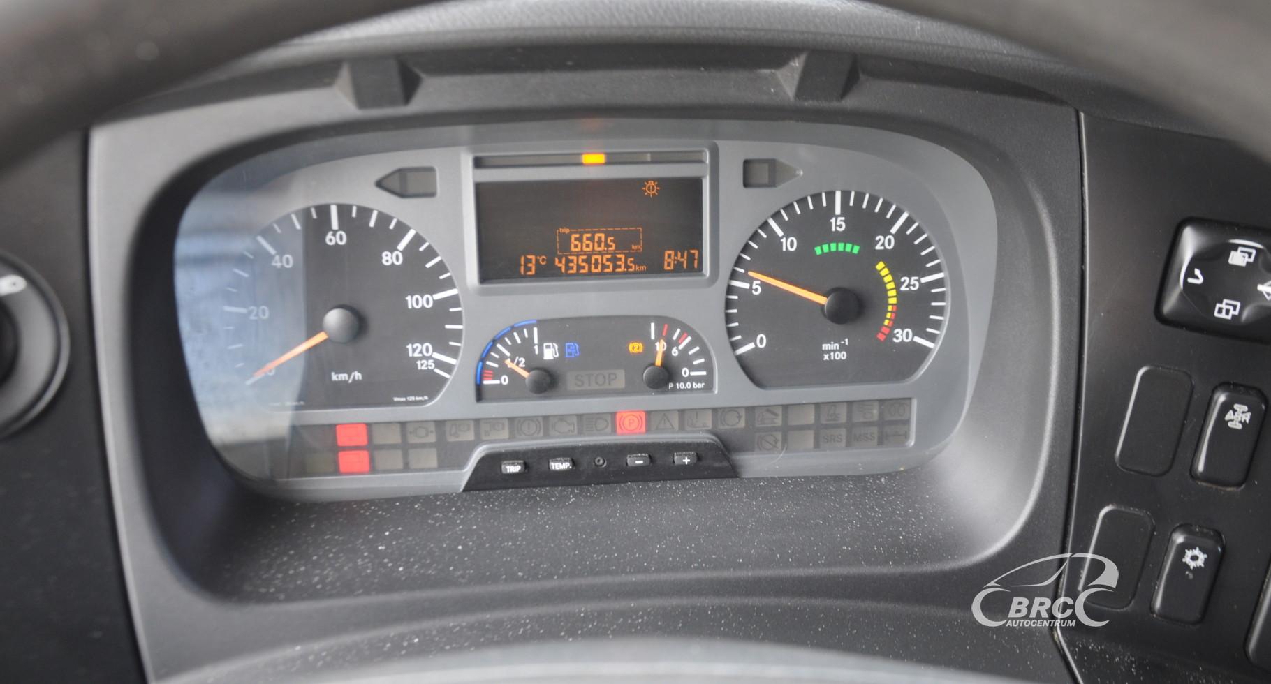 Mercedes-Benz 1524 Euro 4
