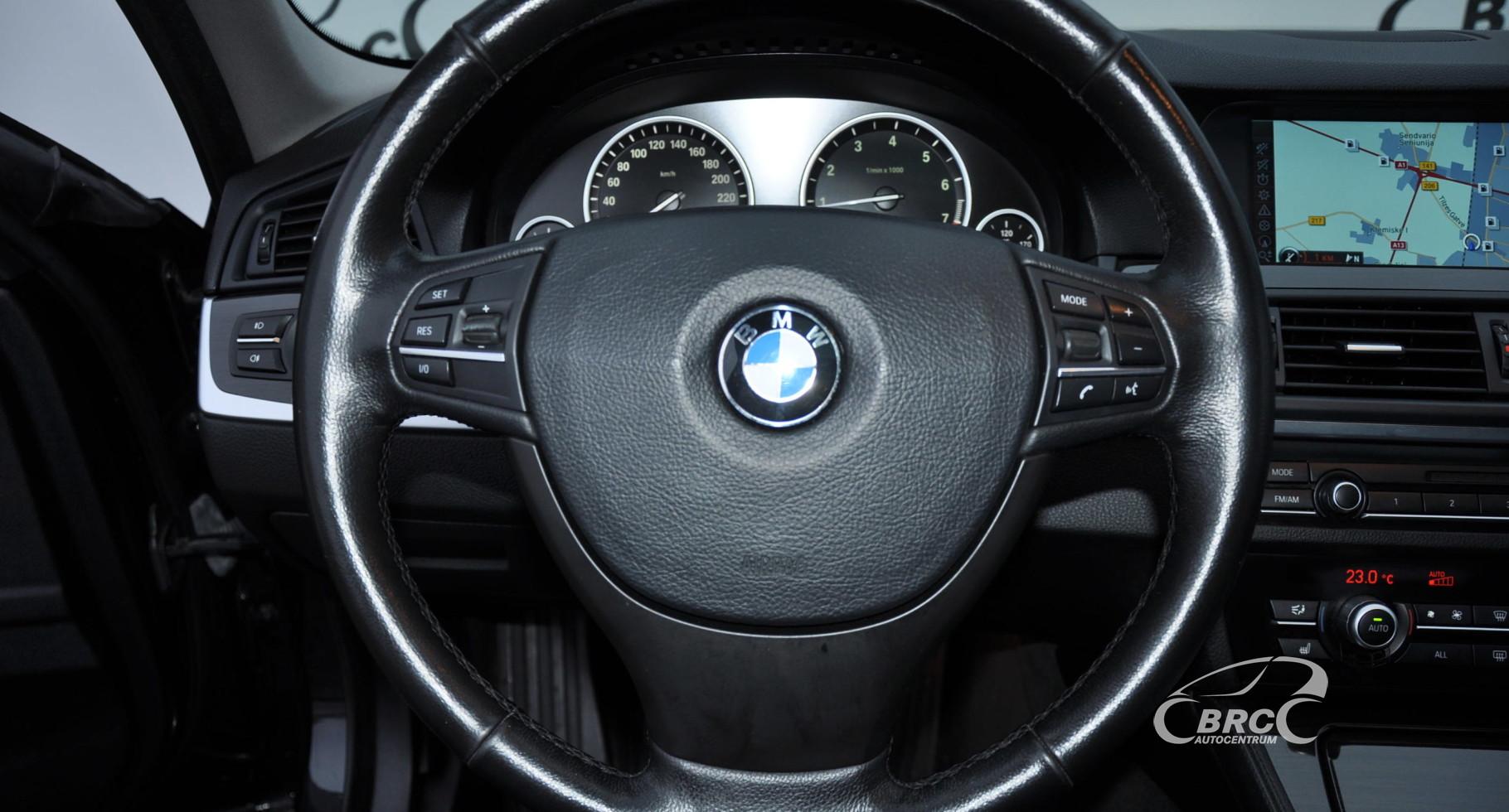 BMW 528 i xDrive Automatas