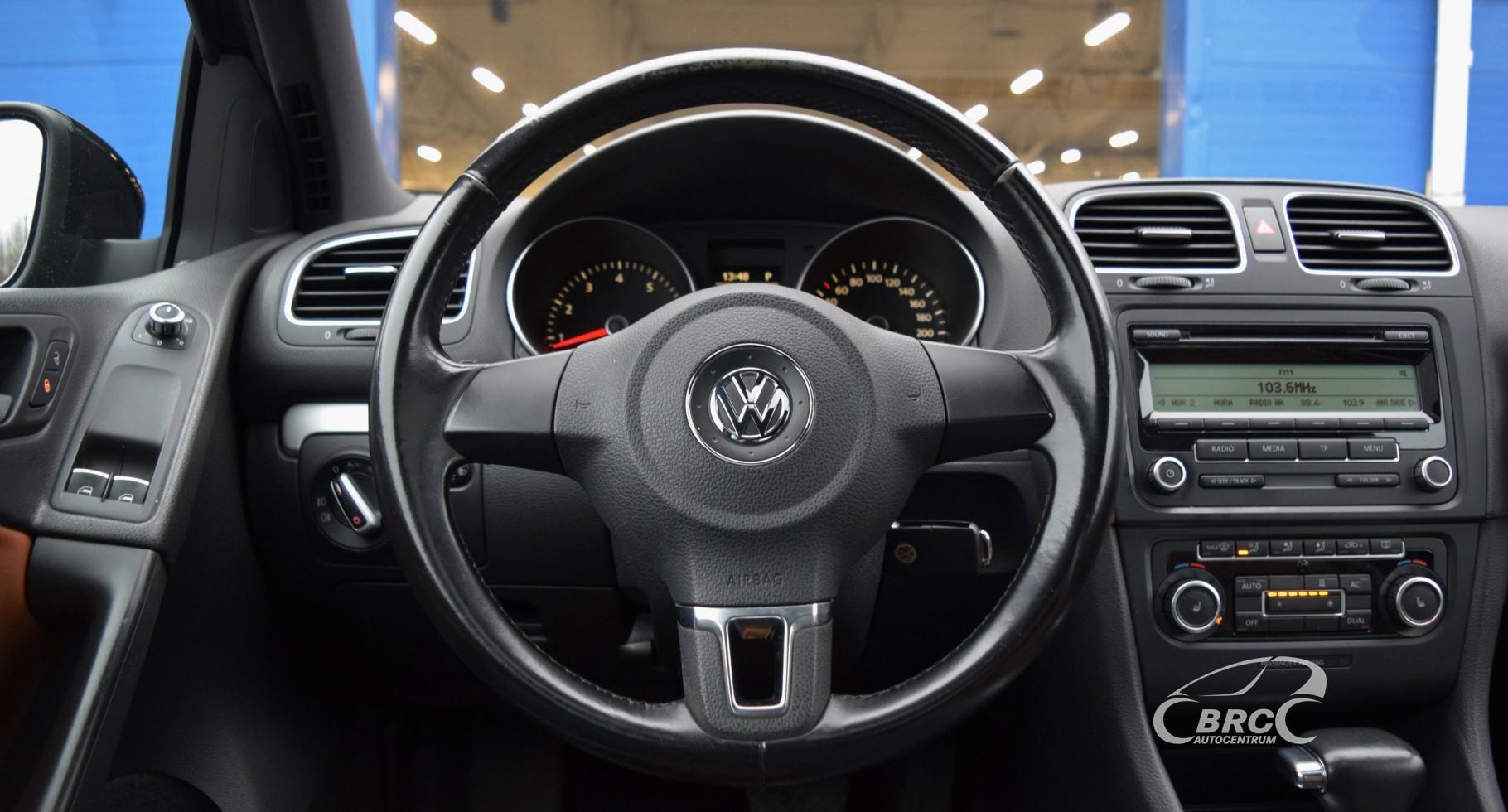 Volkswagen Golf TSi DSG