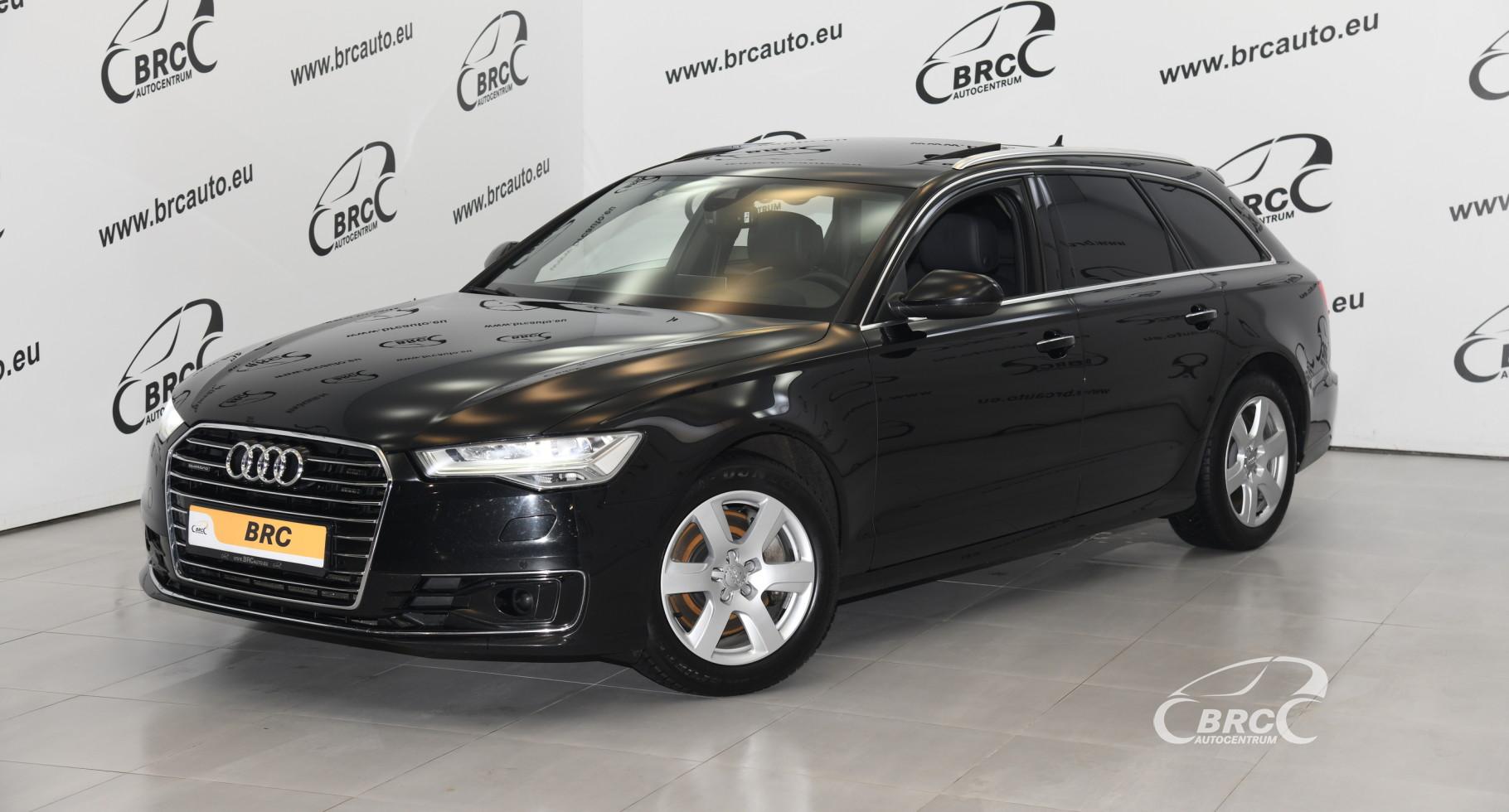 Audi A6 3.0TDI Avant Quattro Automatas