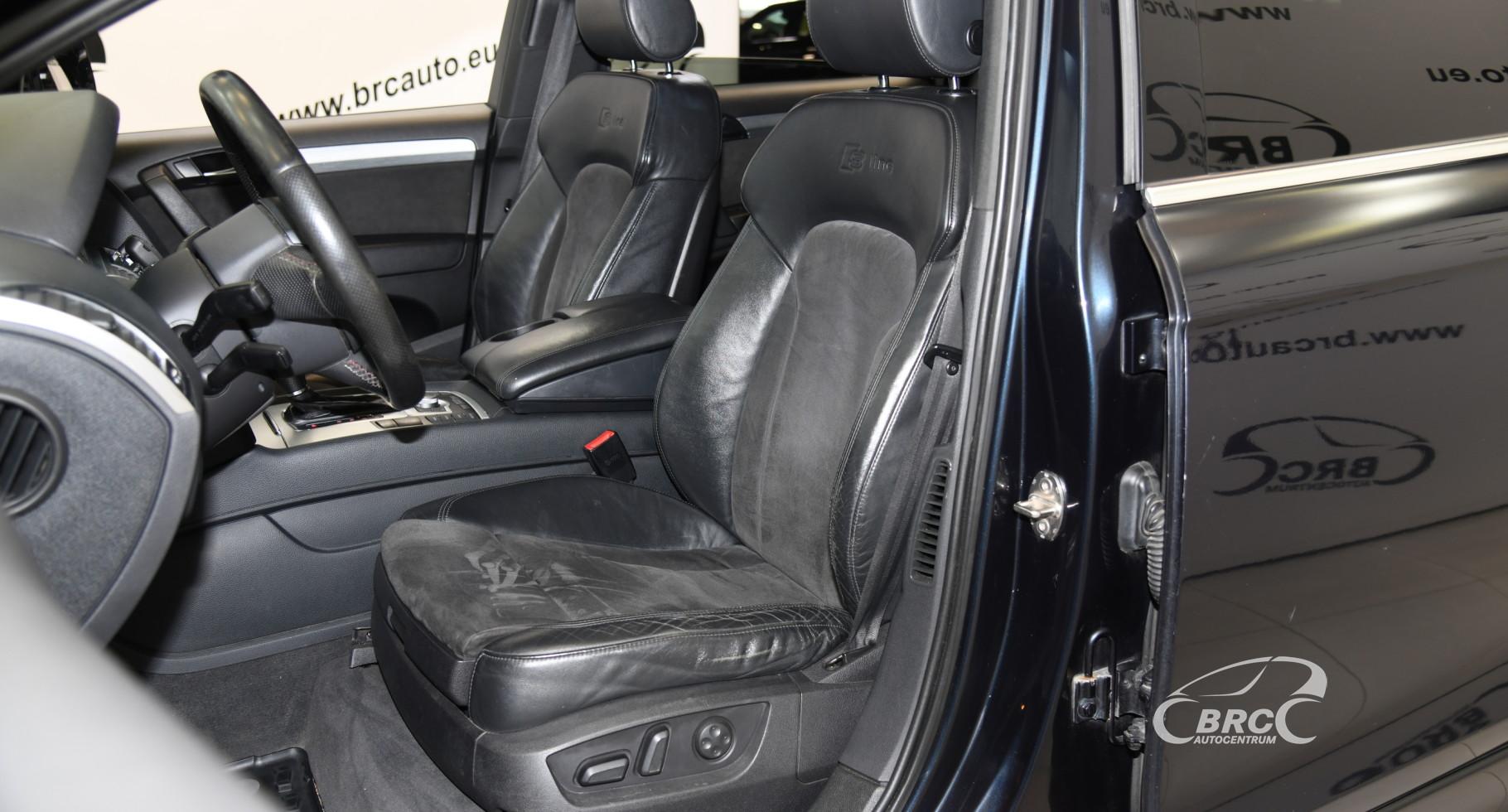 Audi Q7 3.0 V6 TDI S-Line Quattro Automatas