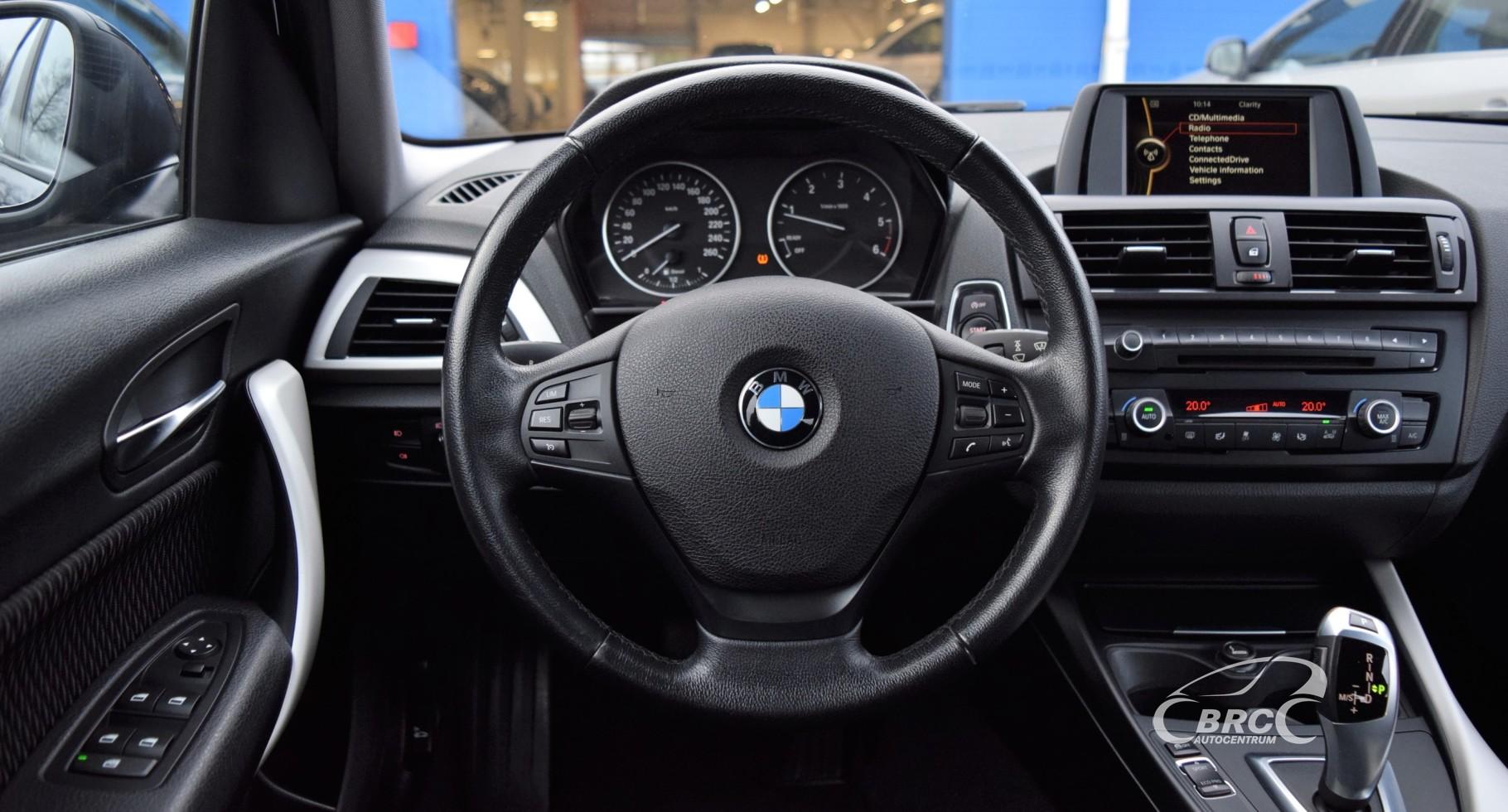 BMW 118 D A/T