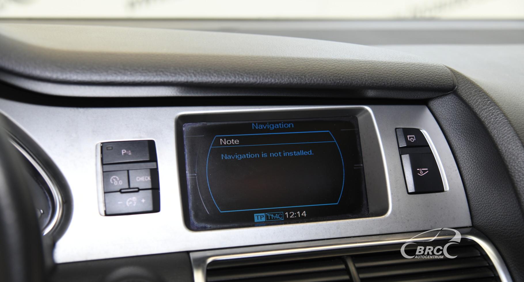 Audi Q7 3.0TDI Quattro Automatas