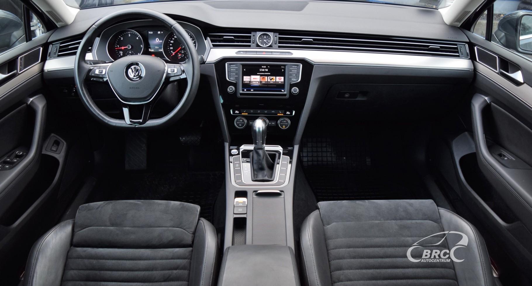 Volkswagen Passat Variant TDi DSG Bluemotion