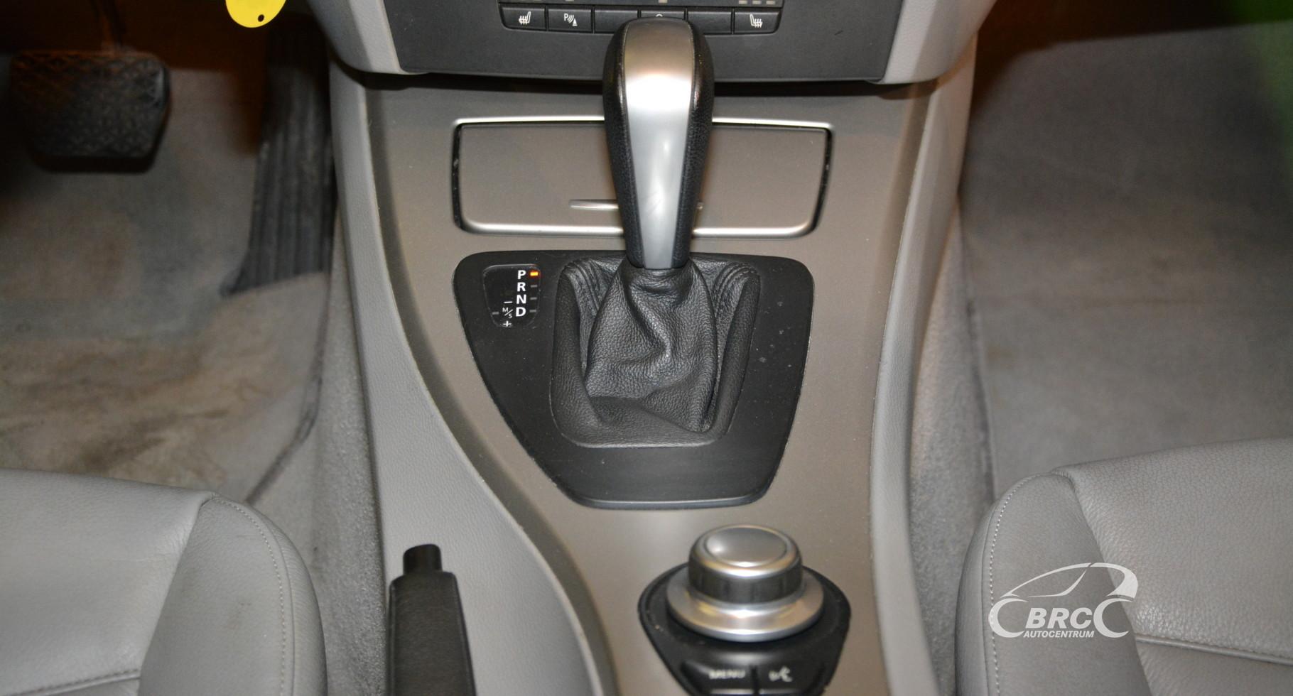 BMW 330 xd Touring Automatas