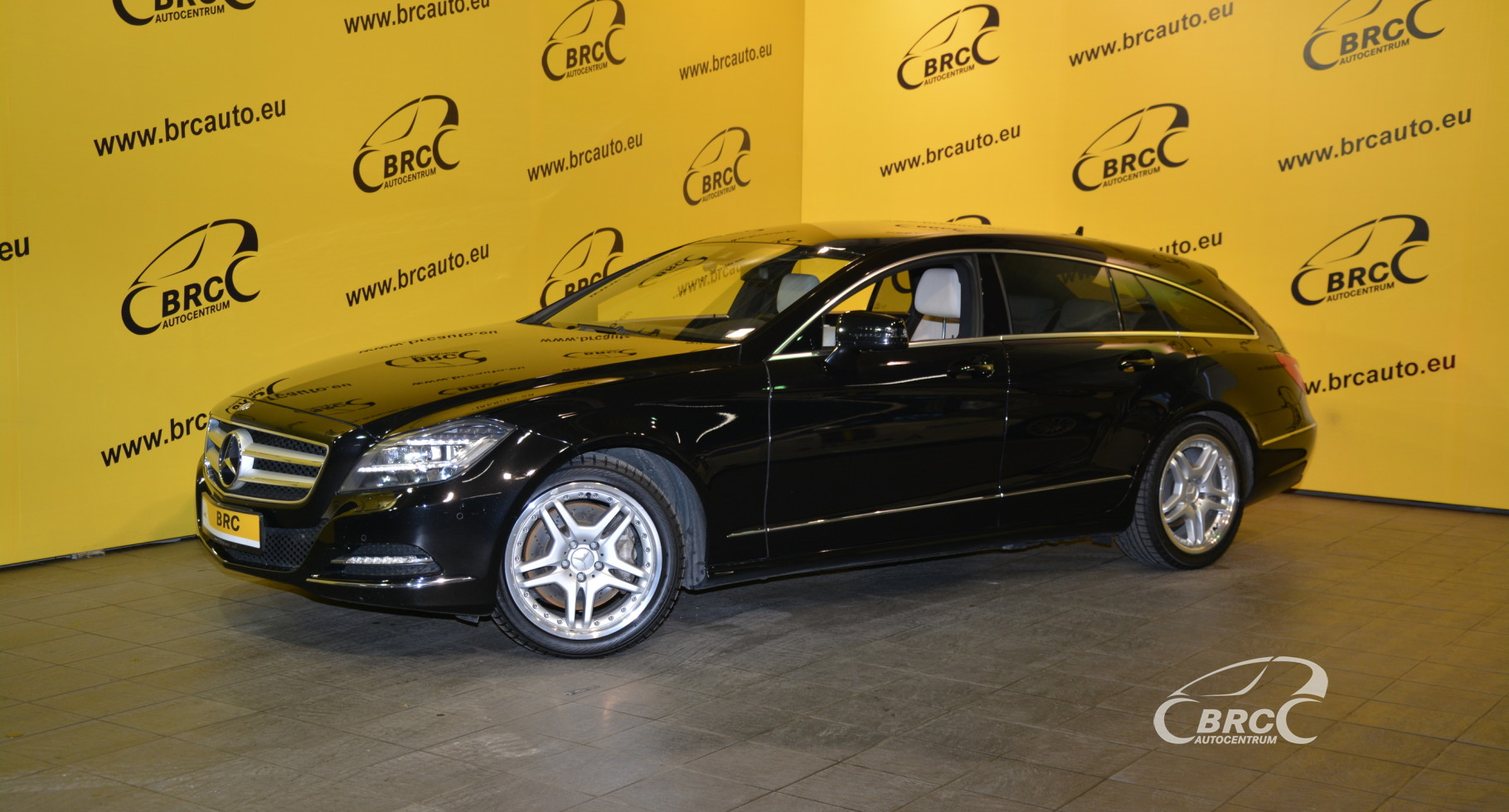 Mercedes-Benz CLS 350 CDI 4Matic Shooting Brake
