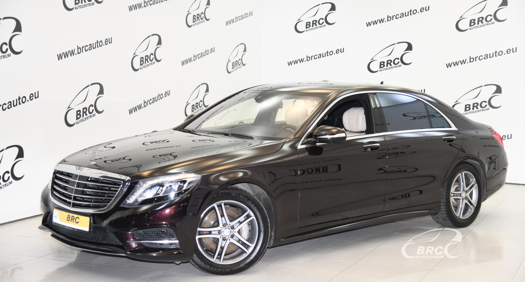 Mercedes-Benz S 500 Long 4Matic Automatas