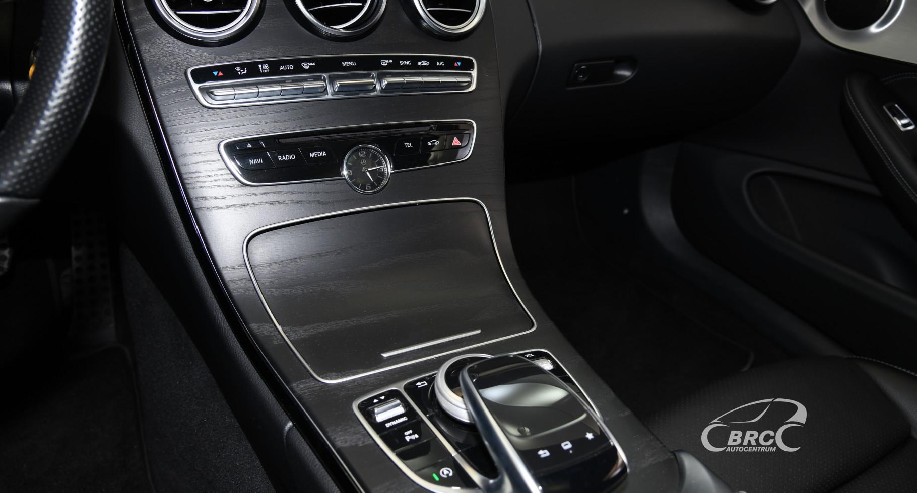 Mercedes-Benz C 250 Coupe AMG Automatas