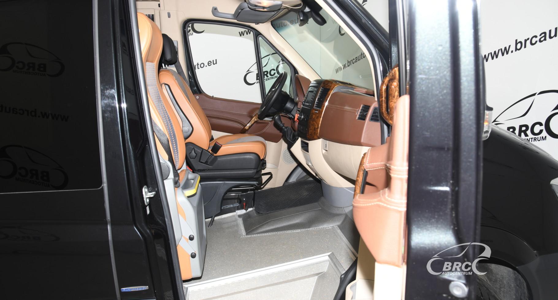 Mercedes-Benz Sprinter 313 Bluetec