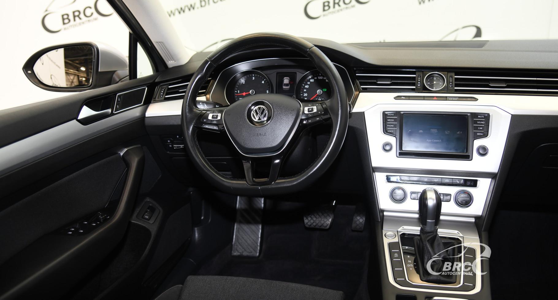 Volkswagen Passat 2.0 TDI DSG BlueMotion Automatas