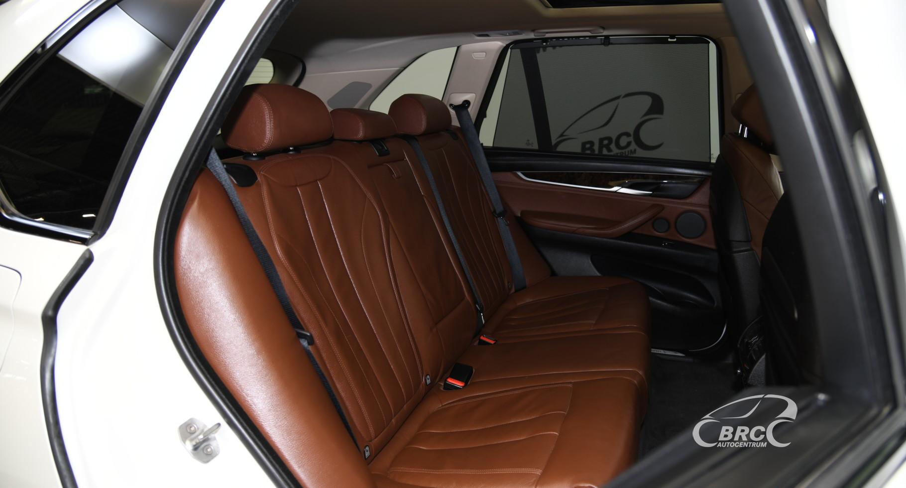 BMW X5 xDrive 50i M-pack Automatas