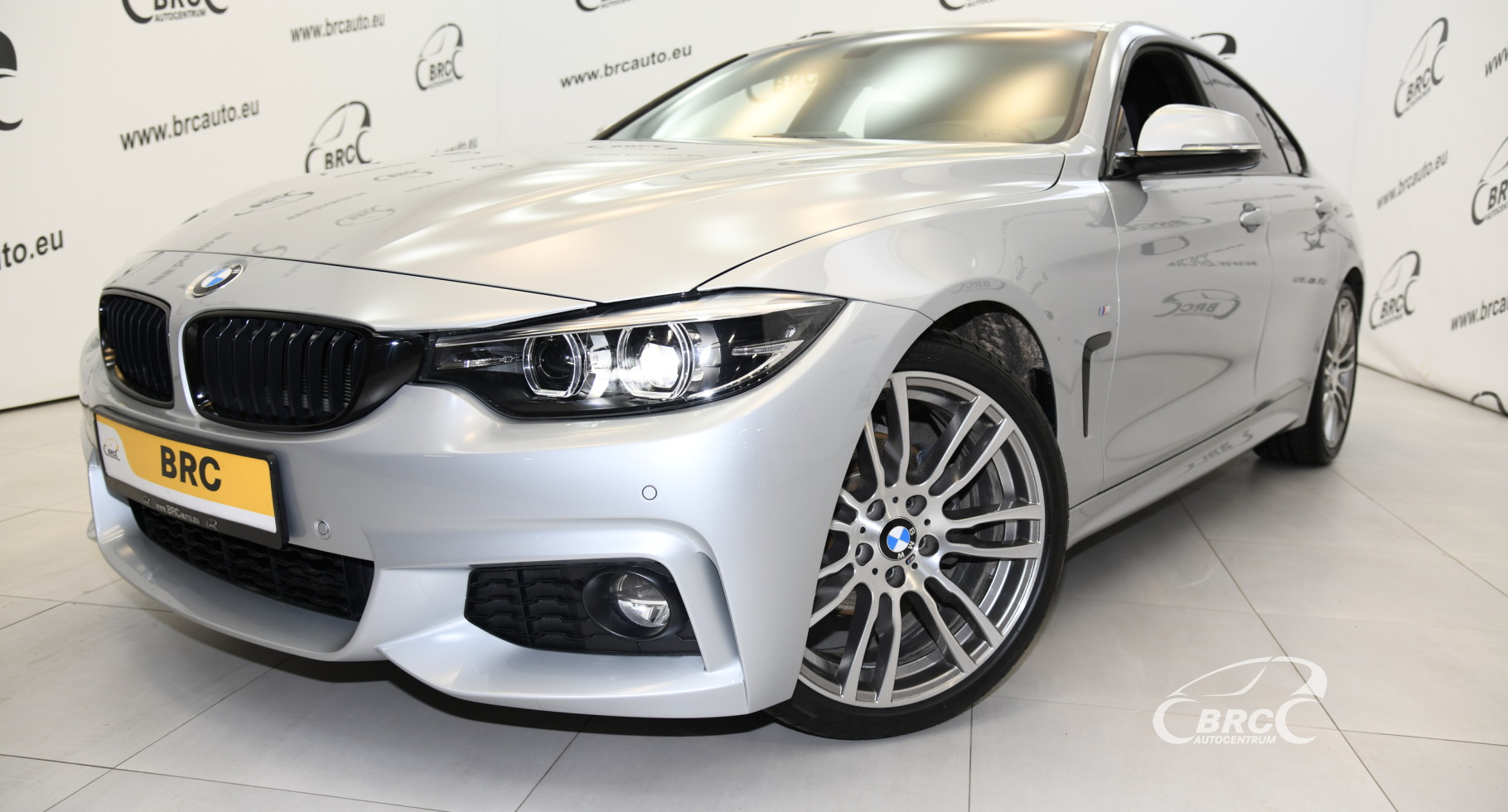 BMW 420 Gran Coupe M-pack Automatas