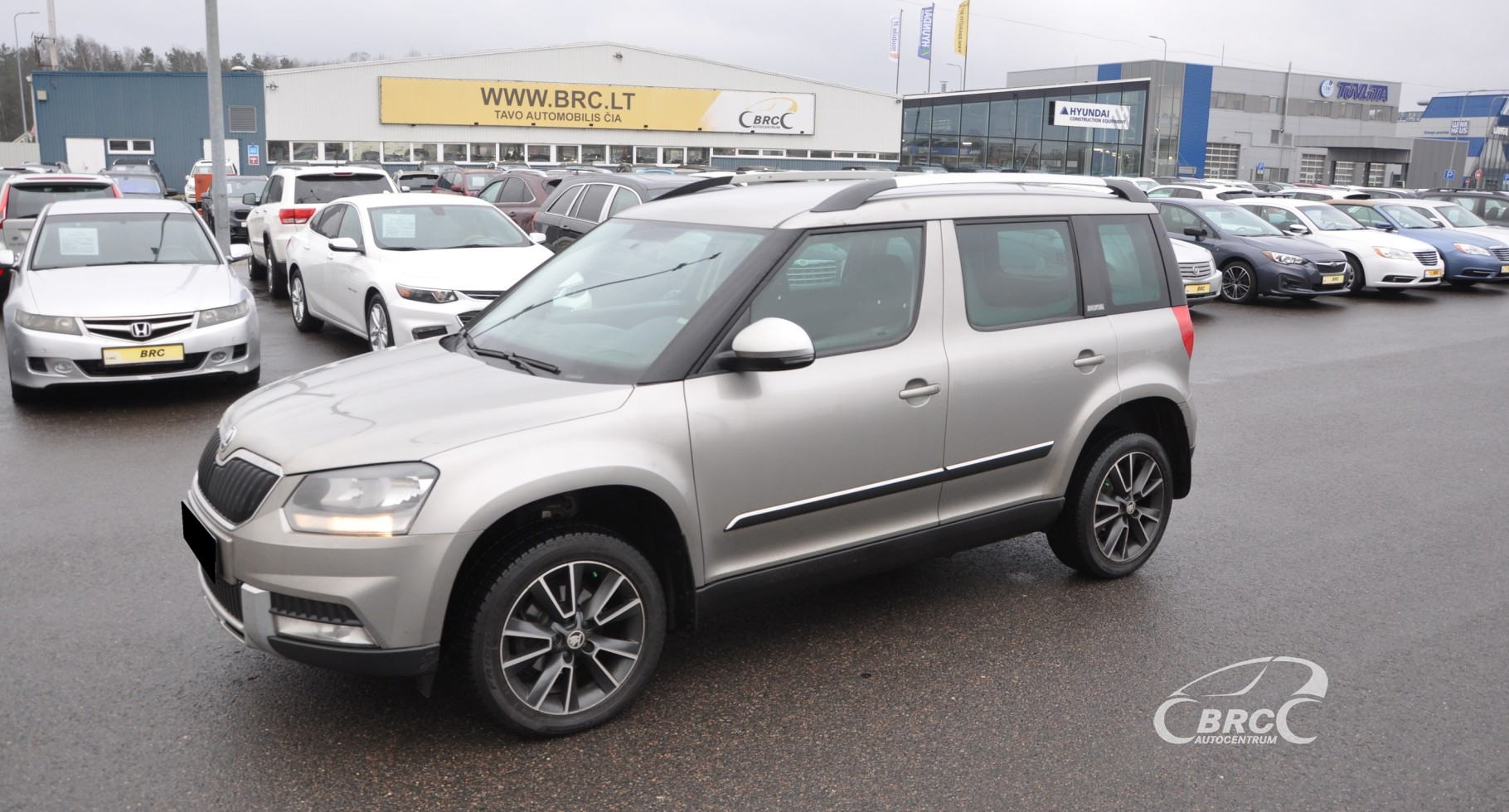 Skoda Yeti 2.0 TDI Ambition Adventure