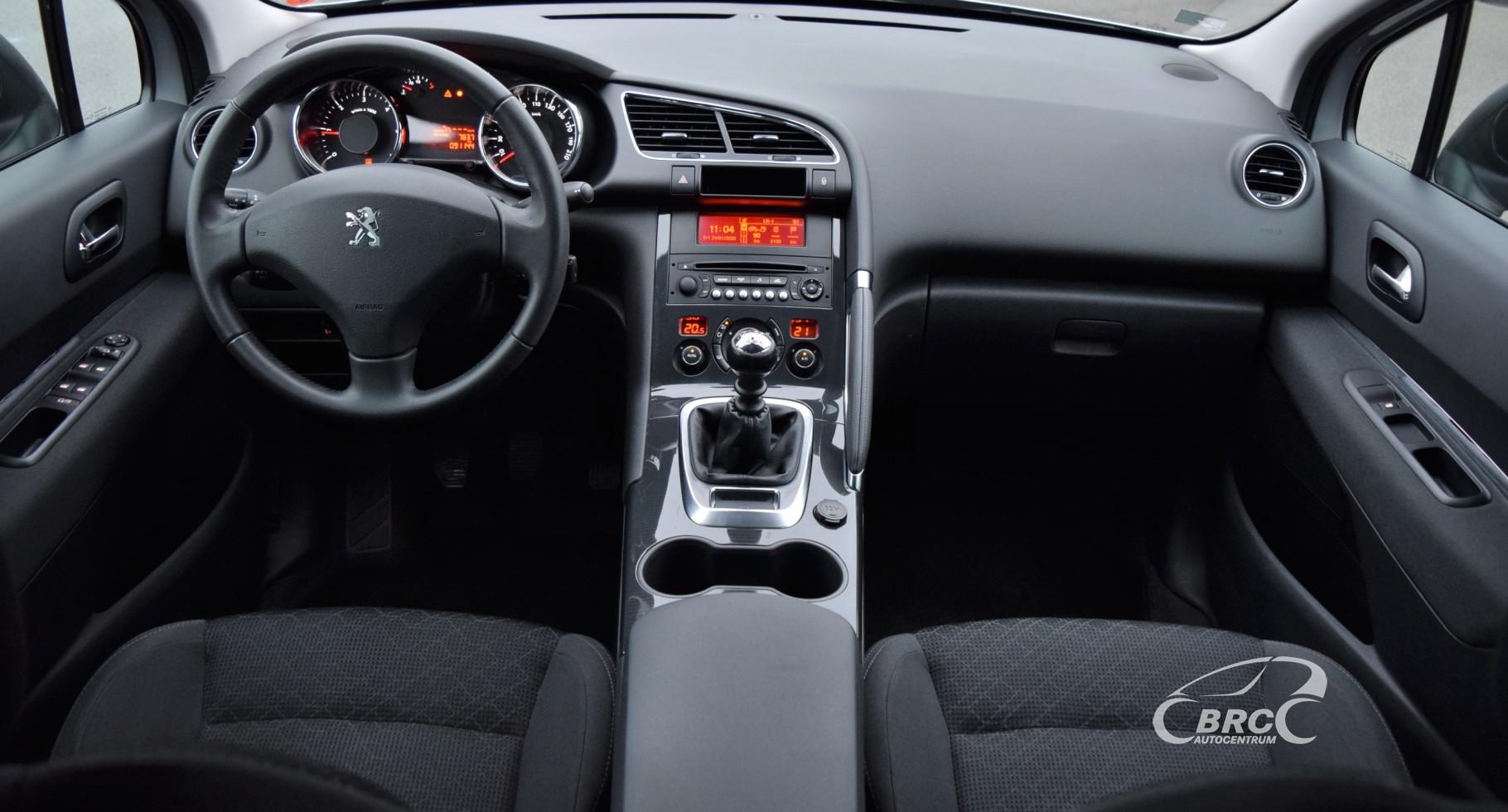 Peugeot 3008 HDi M/T
