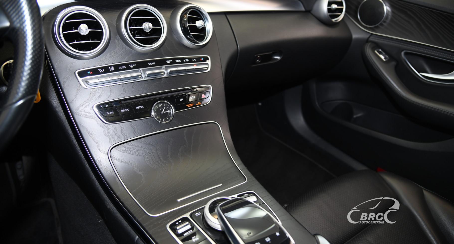 Mercedes-Benz C 200 BlueTEC AMG style Wagon Automatas