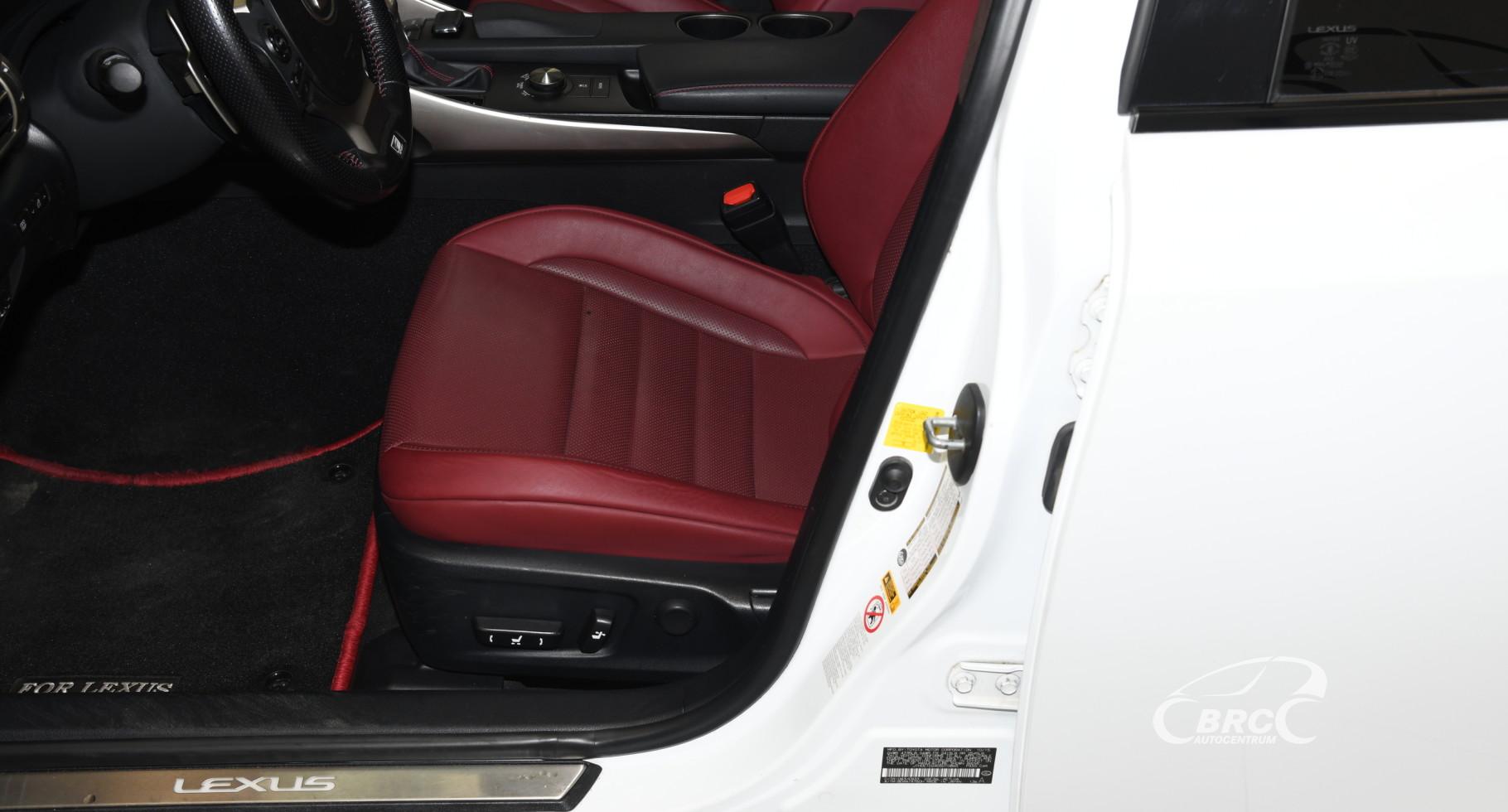 Lexus IS 350 AWD F-Sport Automatas