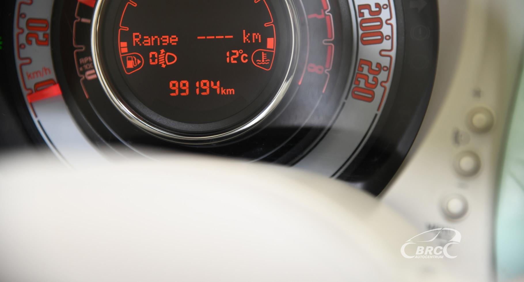 Fiat 500 i