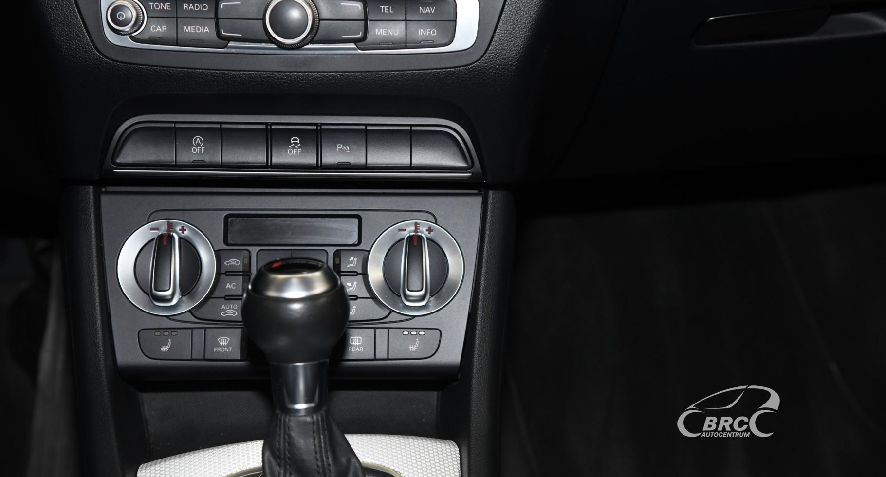Audi Q3 2.0 TDI Quattro Automatas