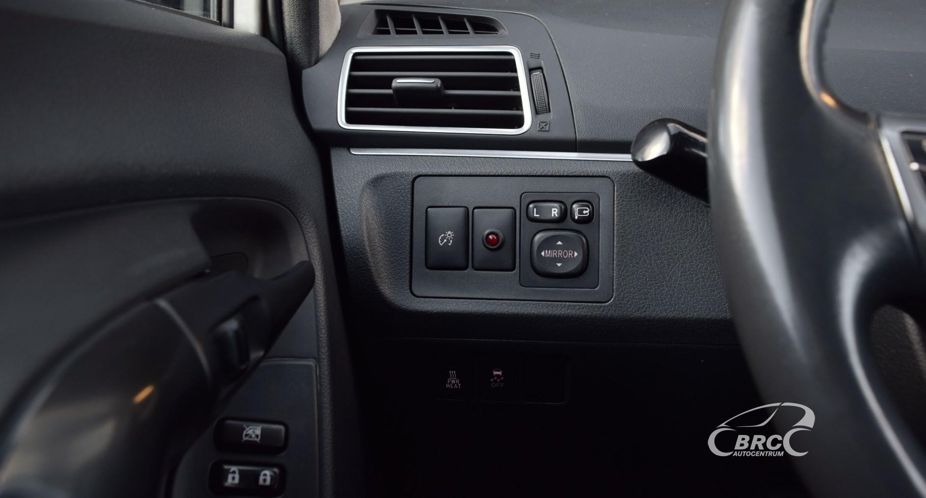 Toyota Verso D-4D Active Plus M/T