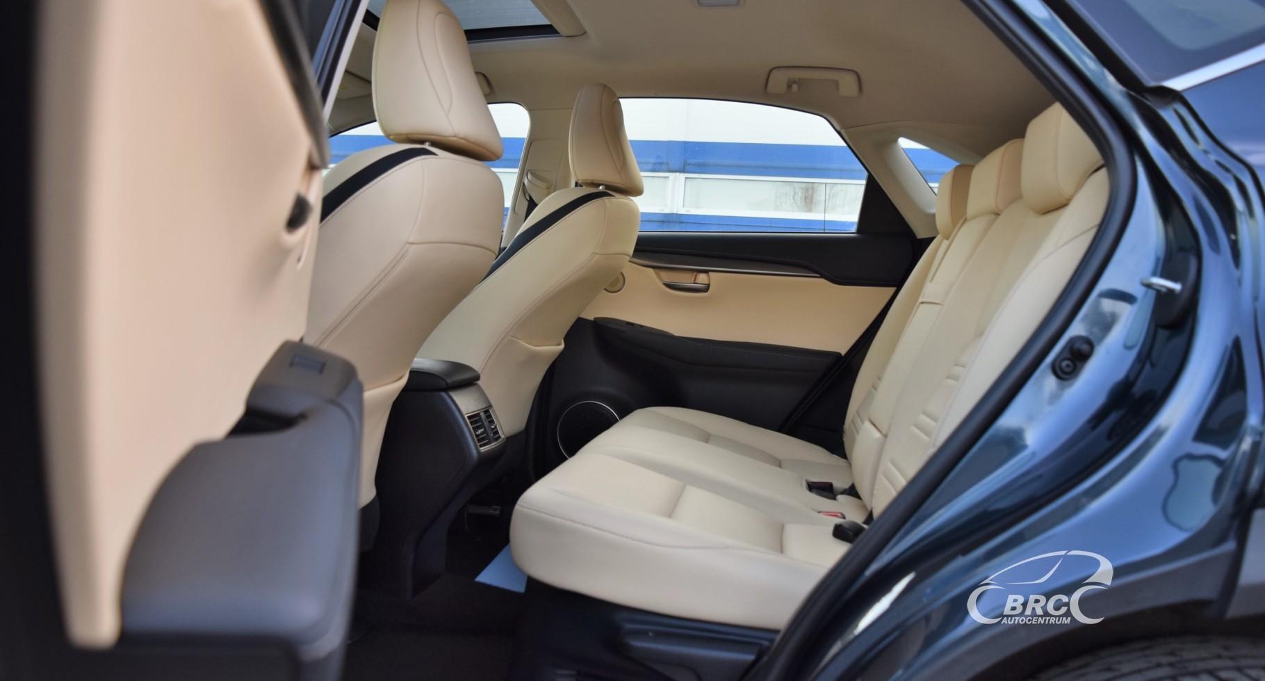 Lexus NX 300 Hybrid Luxury A/T