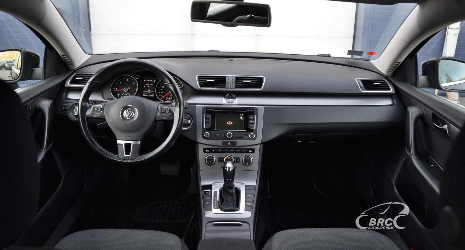 Volkswagen Passat Variant DSG Bluemotion