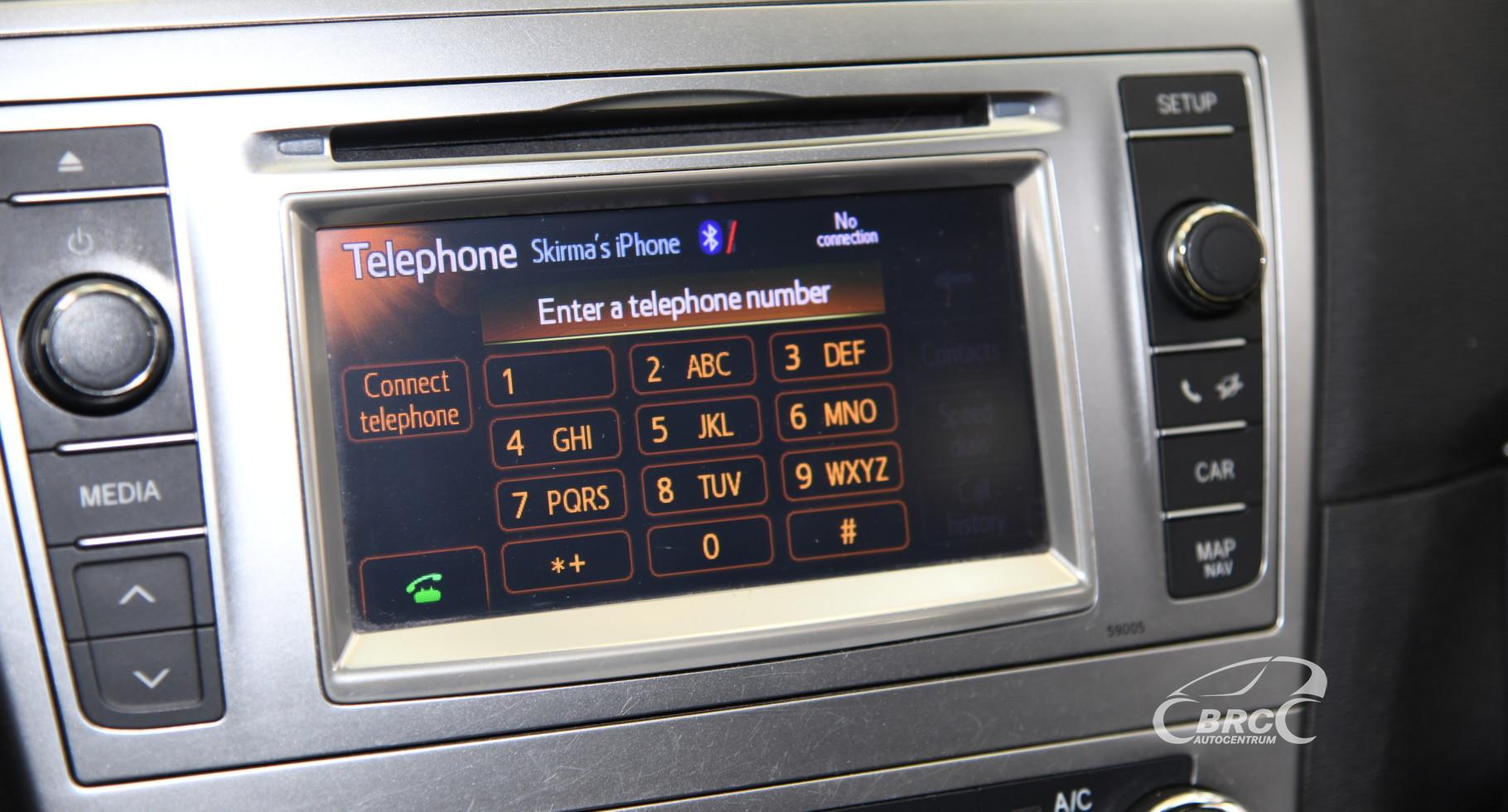 Toyota Avensis 2.0 D-4D Linea Sol Wagon