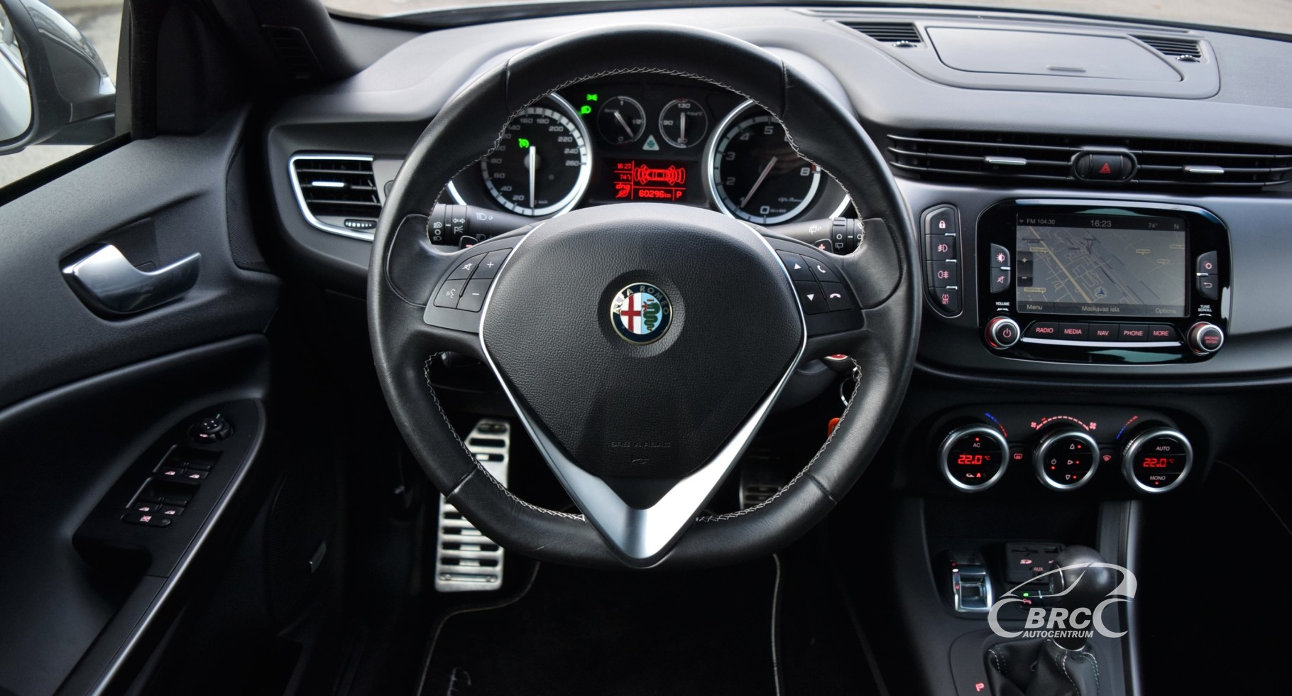 Alfa Romeo Giulietta Quadrifoglio Verde TCT TBi A/T