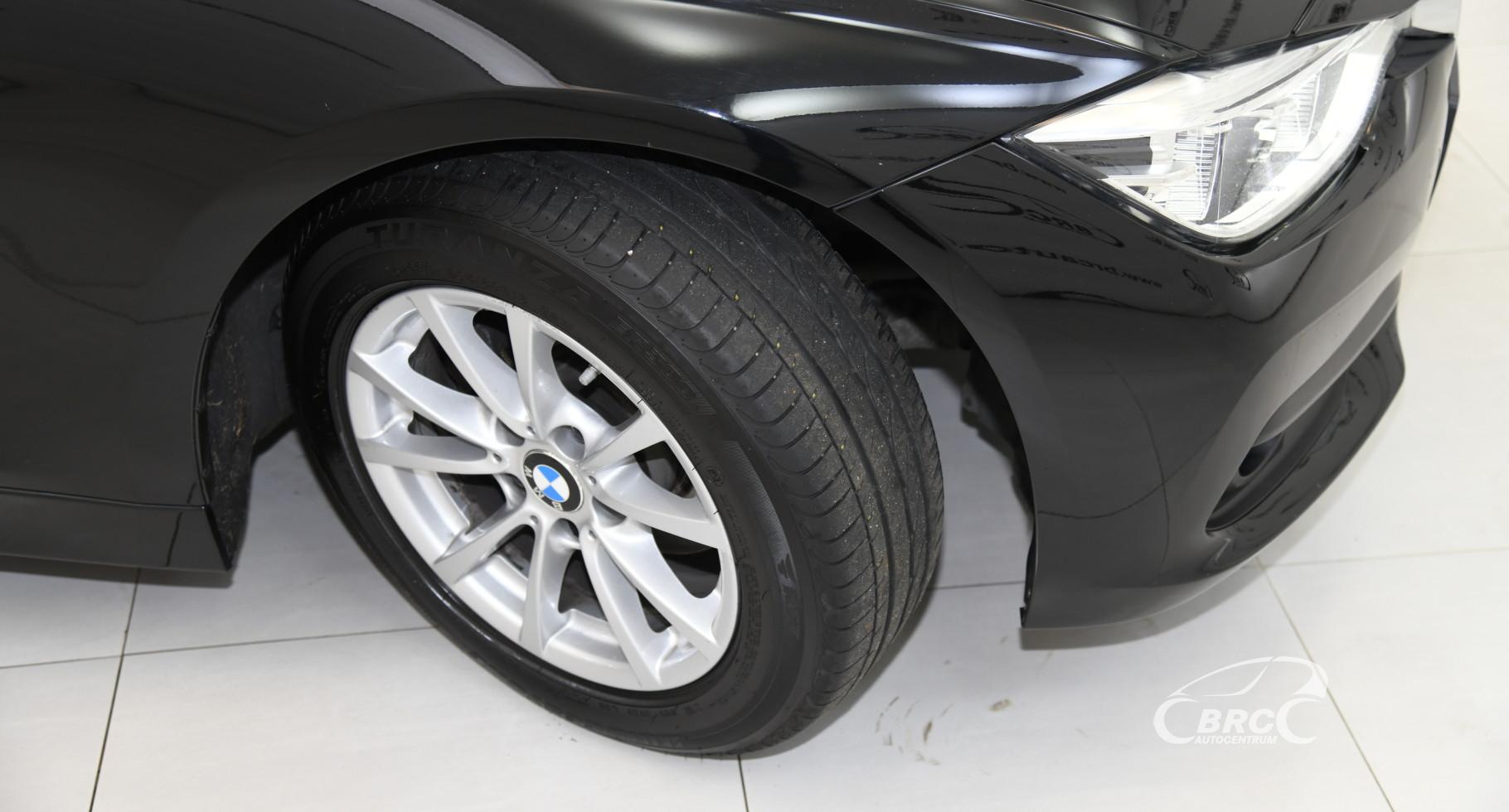 BMW 320 d Efficient Dynamics Automatas