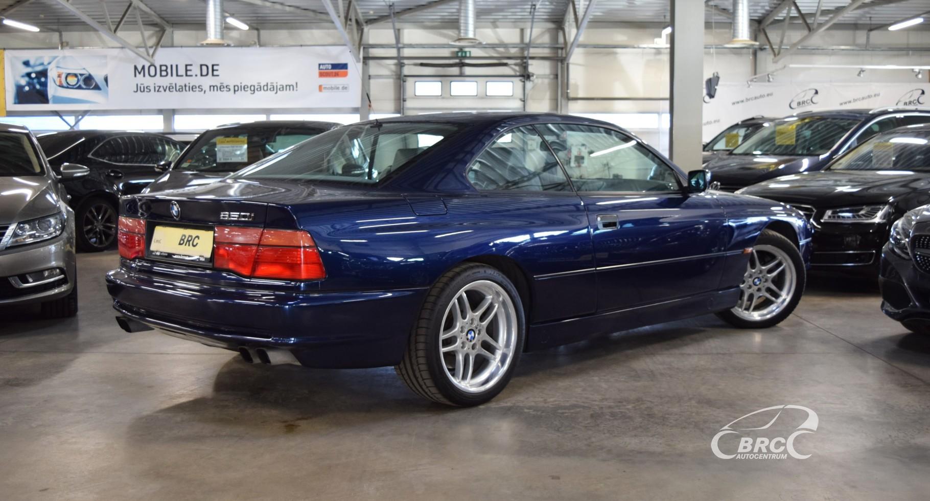 BMW 850 Ci A/T