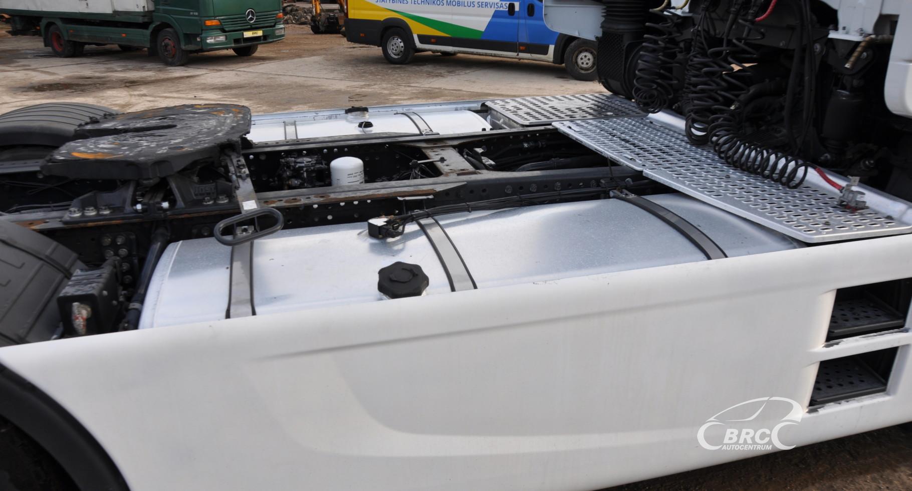 Iveco Stralis 480 Retarder Euro6