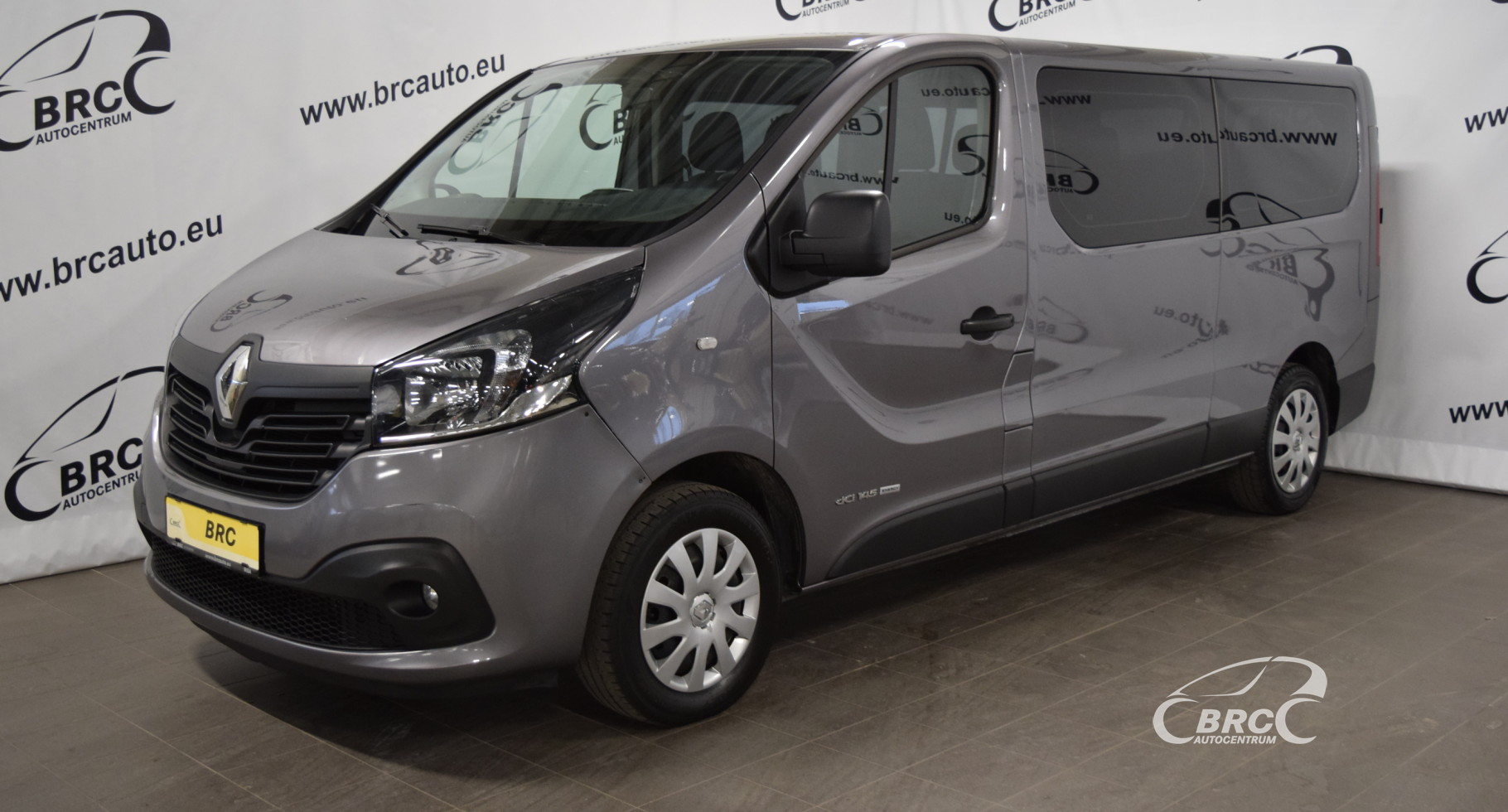 Renault Trafic dCi 145 Energy 9 seats