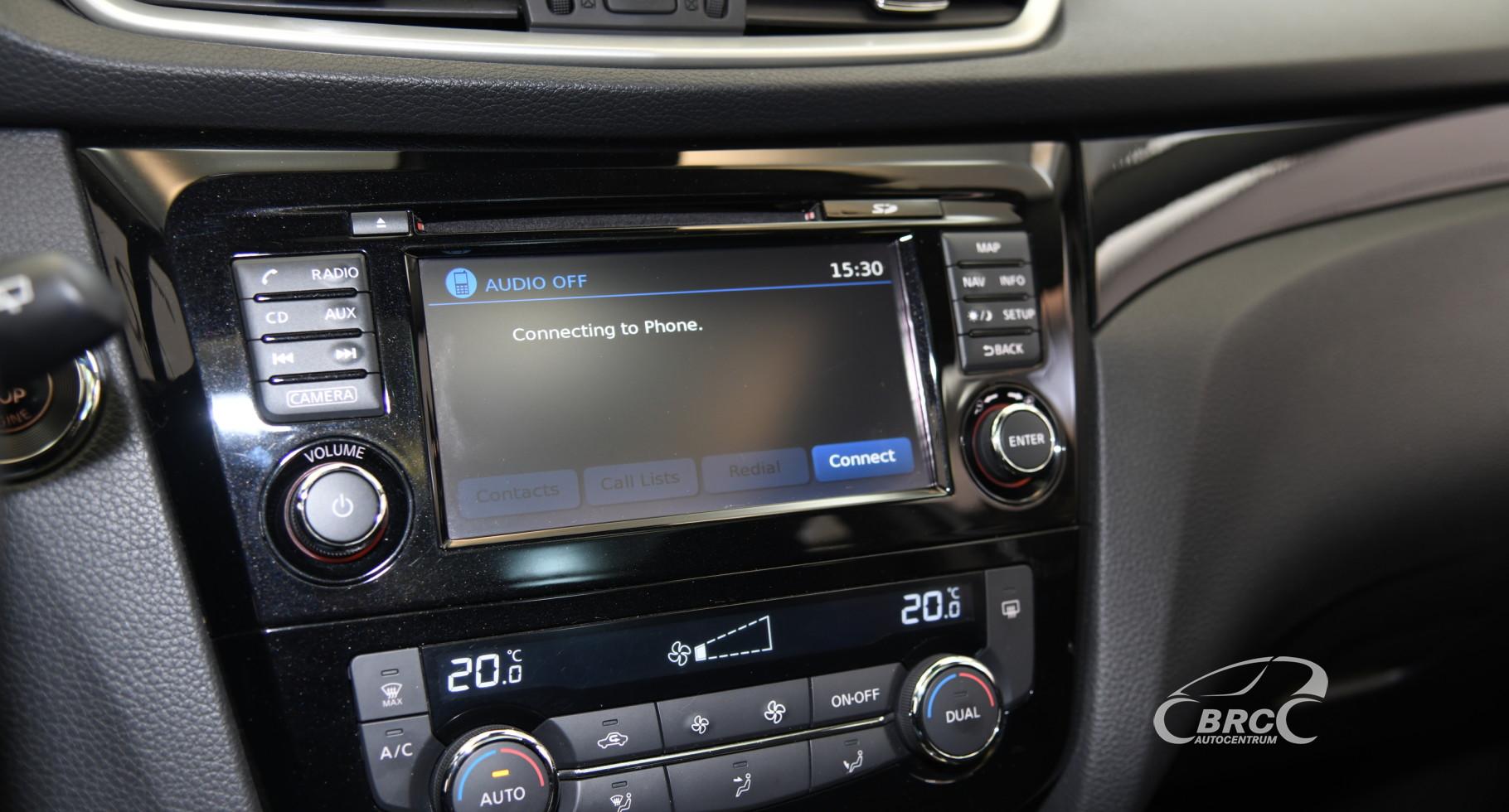 Nissan Qashqai 1.2 DIG-T N-connect Automatas