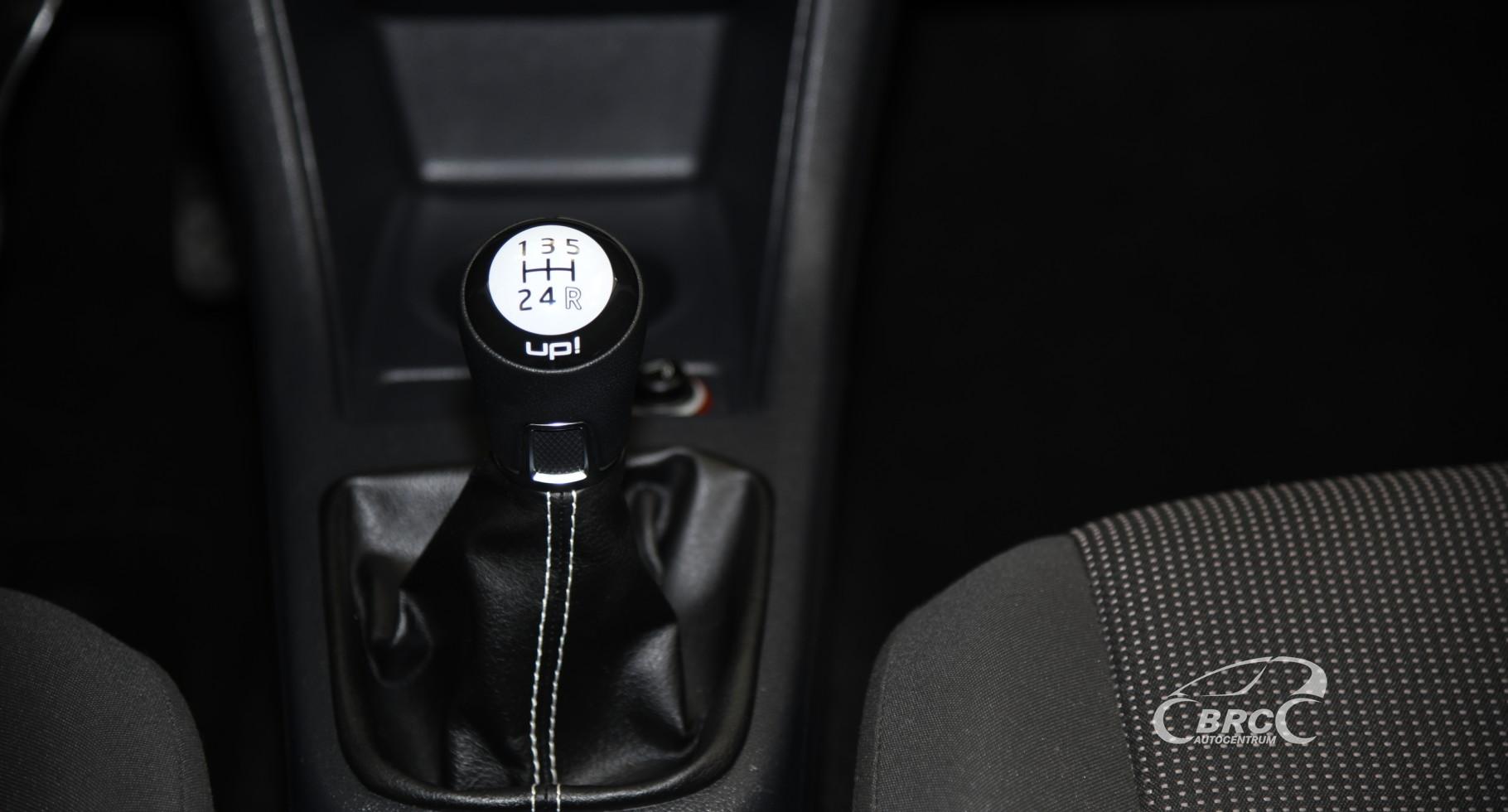 Volkswagen up! 1.0 Bluemotion