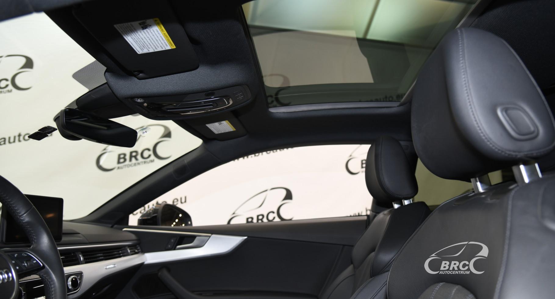 Audi A5 2.0 TFSI Premium Plus S-line Quattro Automatas
