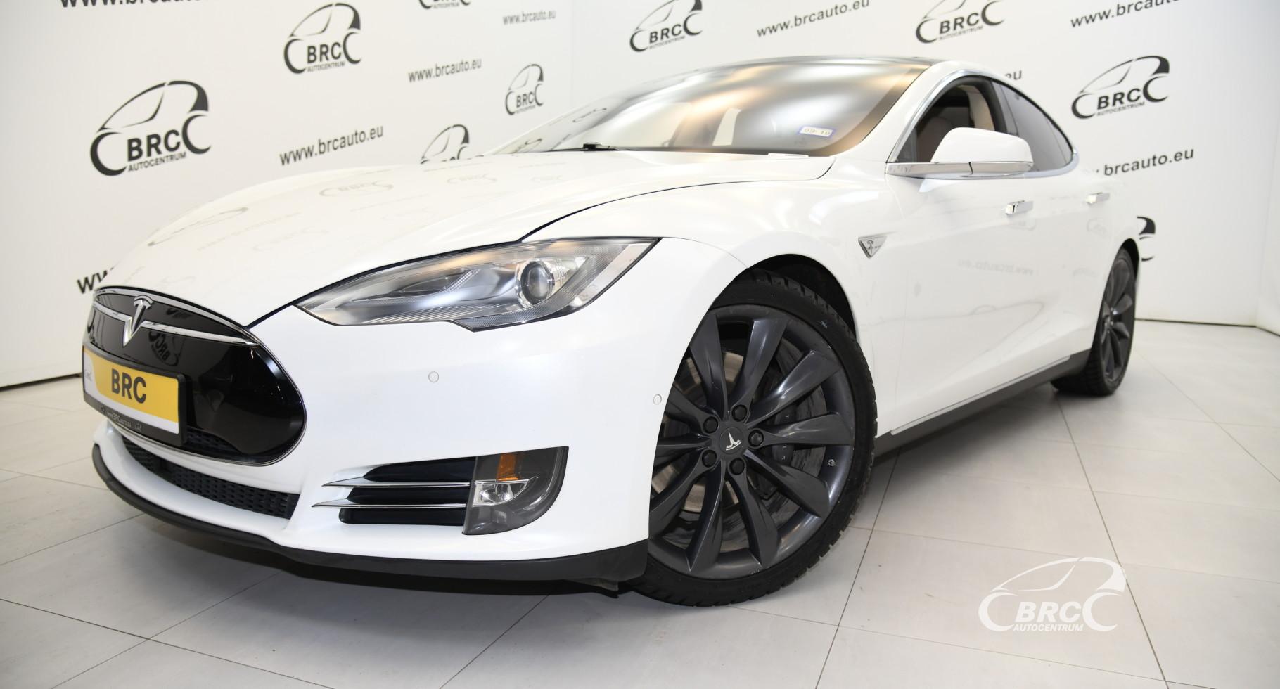 Tesla Model S 85 Automatas