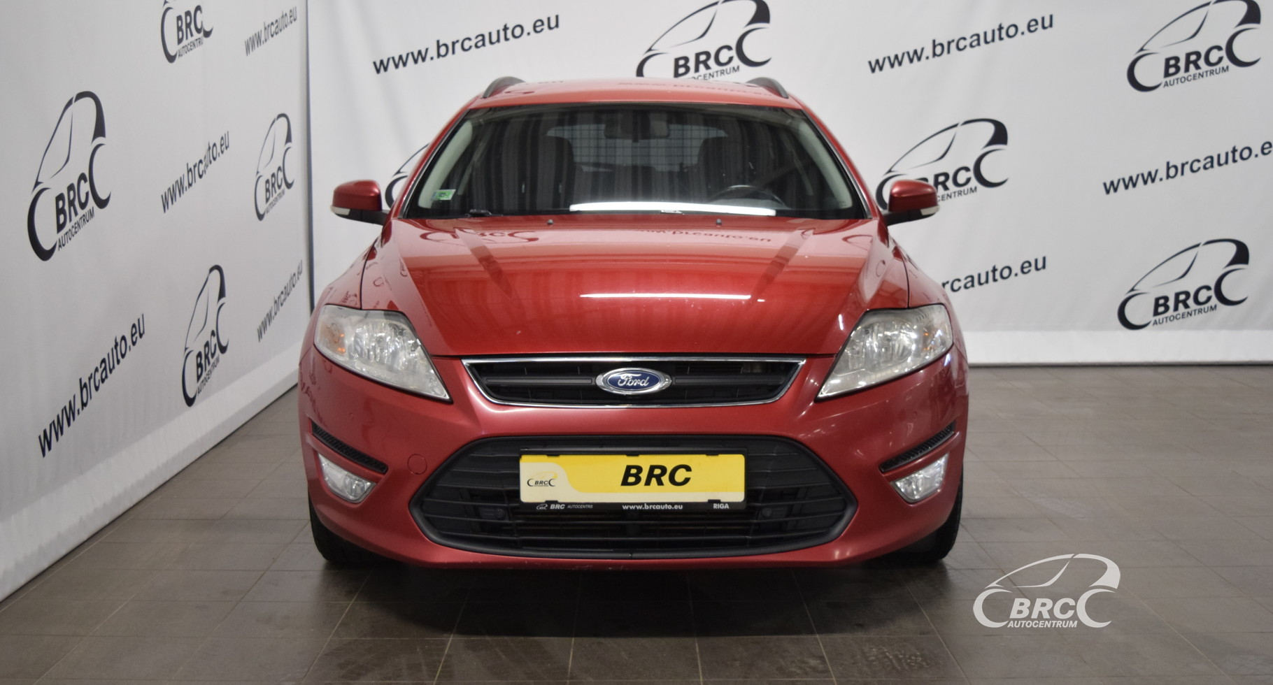 Ford Mondeo Trend M/T
