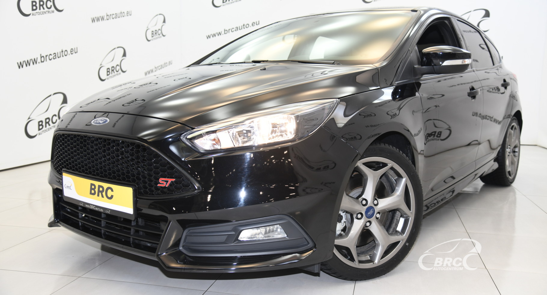 Ford Focus ST 2.0 Ecoboost
