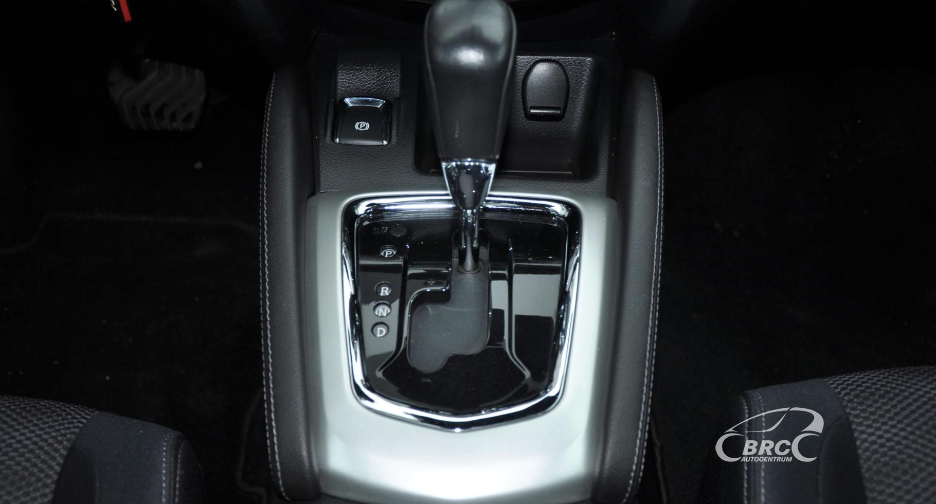 Nissan Qashqai 1.6 dCi Automatas