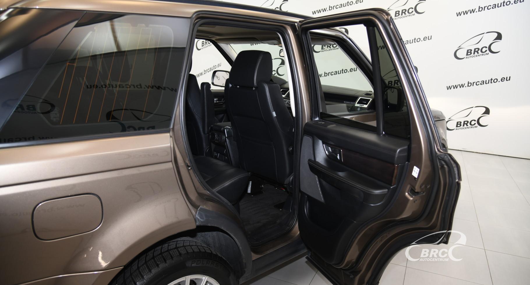 Land-Rover Range Rover Sport TDV6 SE Automatas