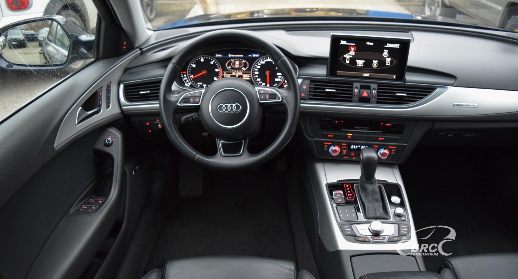 Audi A6 Limousine Quattro