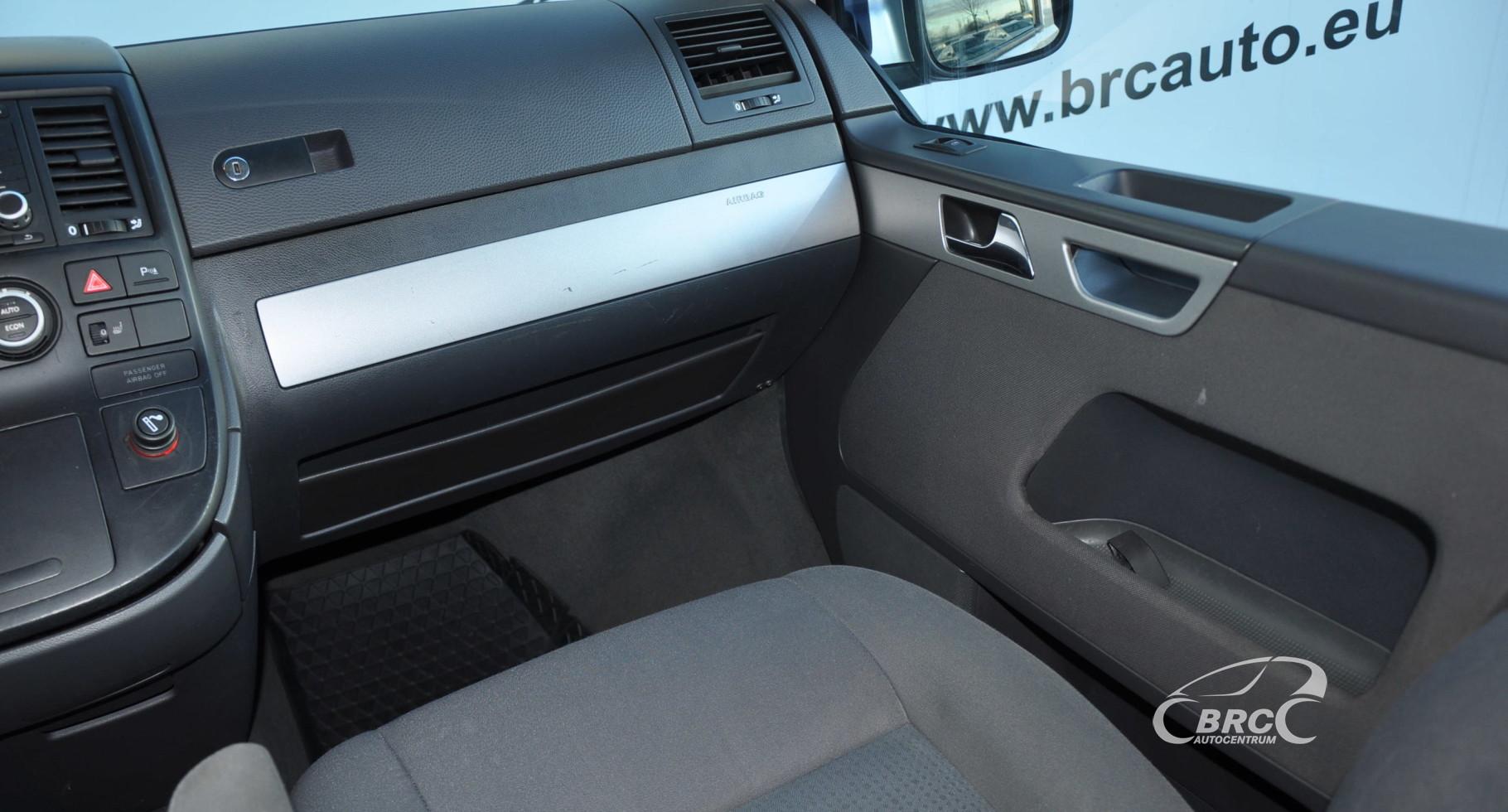 Volkswagen Multivan 2.5 TDI