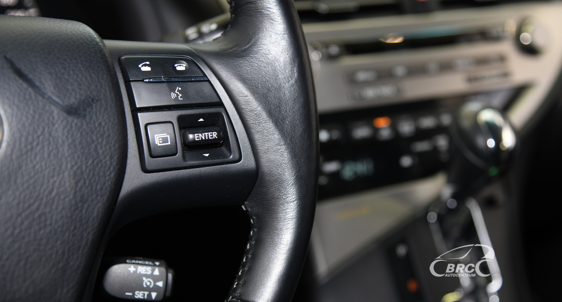 Lexus RX 450 h Automatas