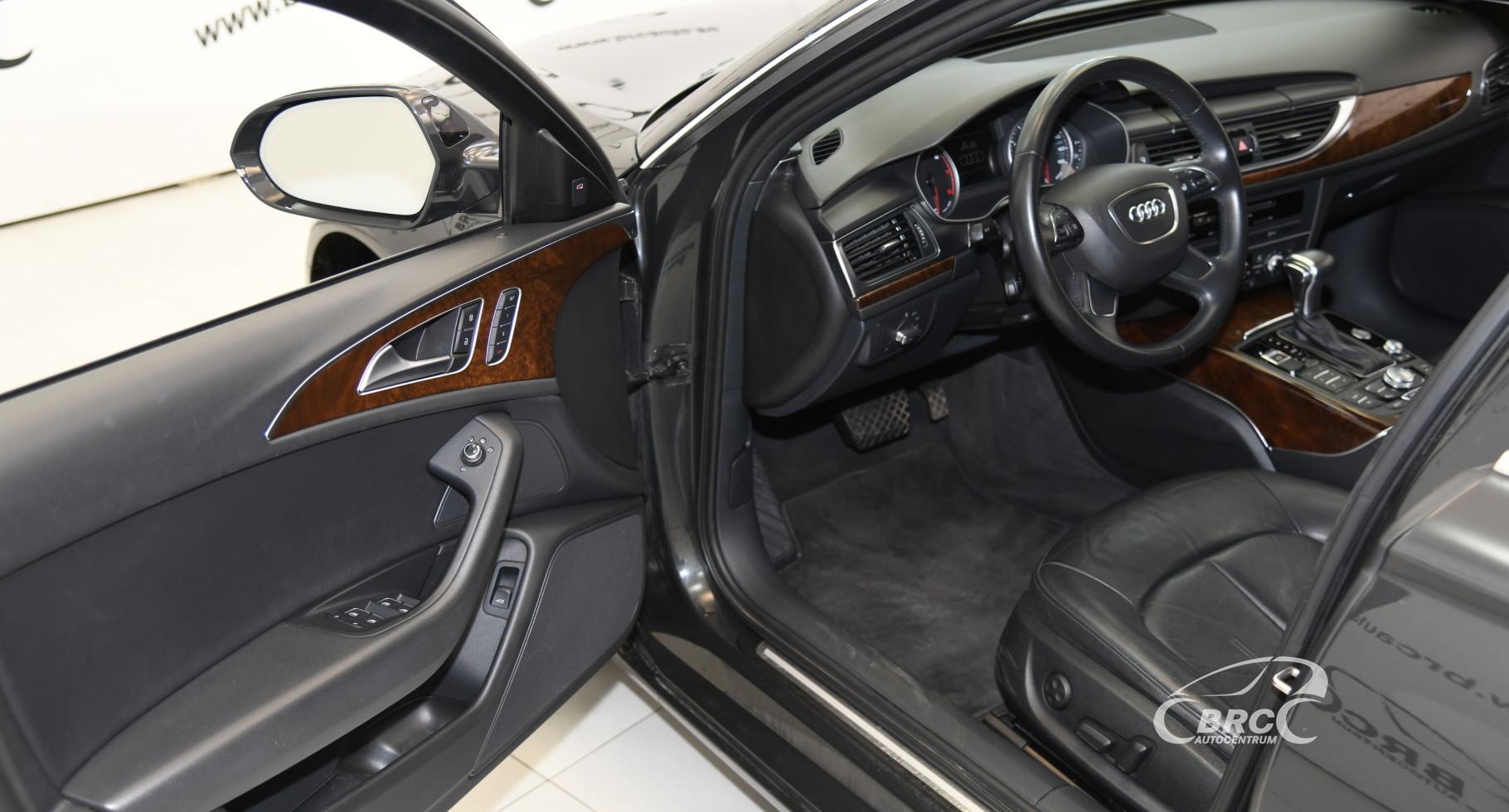Audi A6 2.0 TFSI Premium Automatas